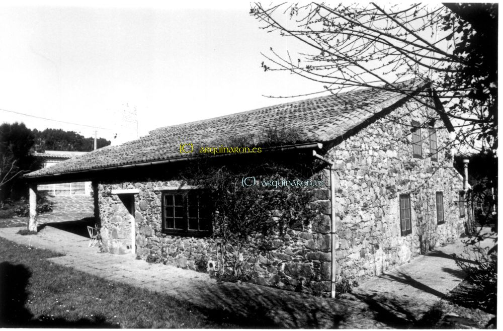 Archivo hist rico de fotograf as de nar n arquivo - Rehabilitacion casa rural ...